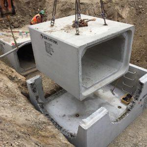 Spruce Hickory Box Manhole 2